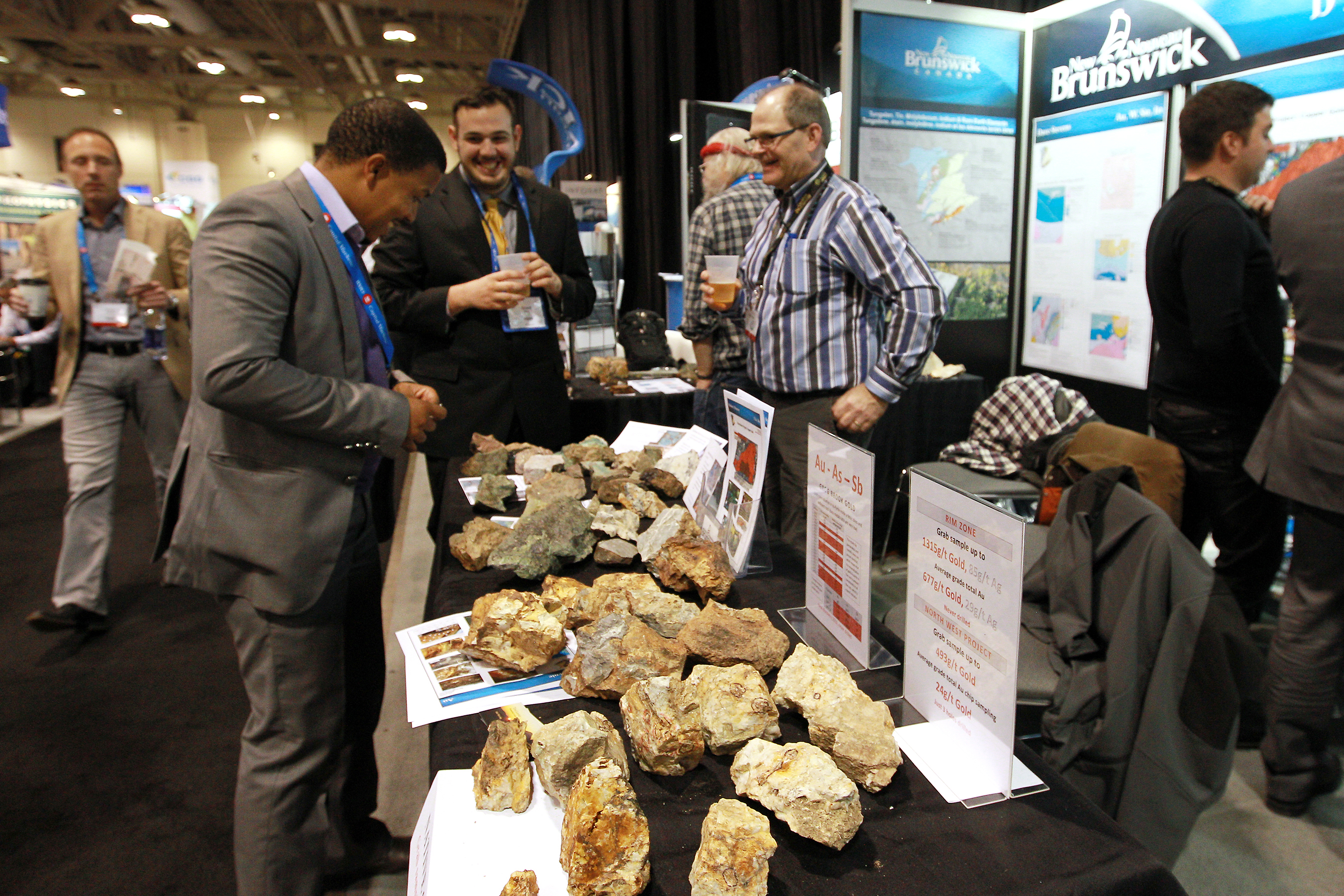 Atlantic Rock Room, Trade Show
