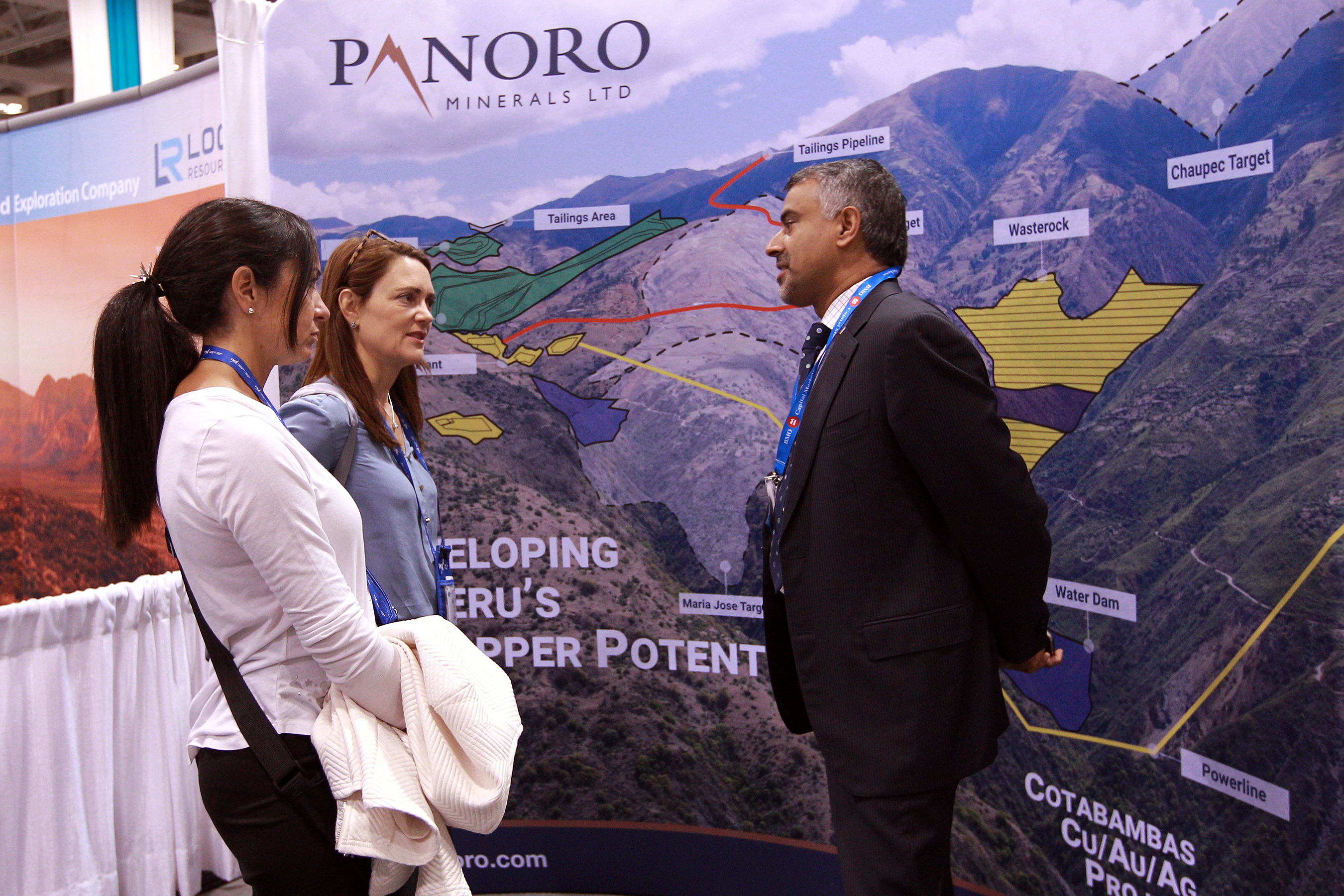 Panoro Minerals Ltd, Investors Exchange