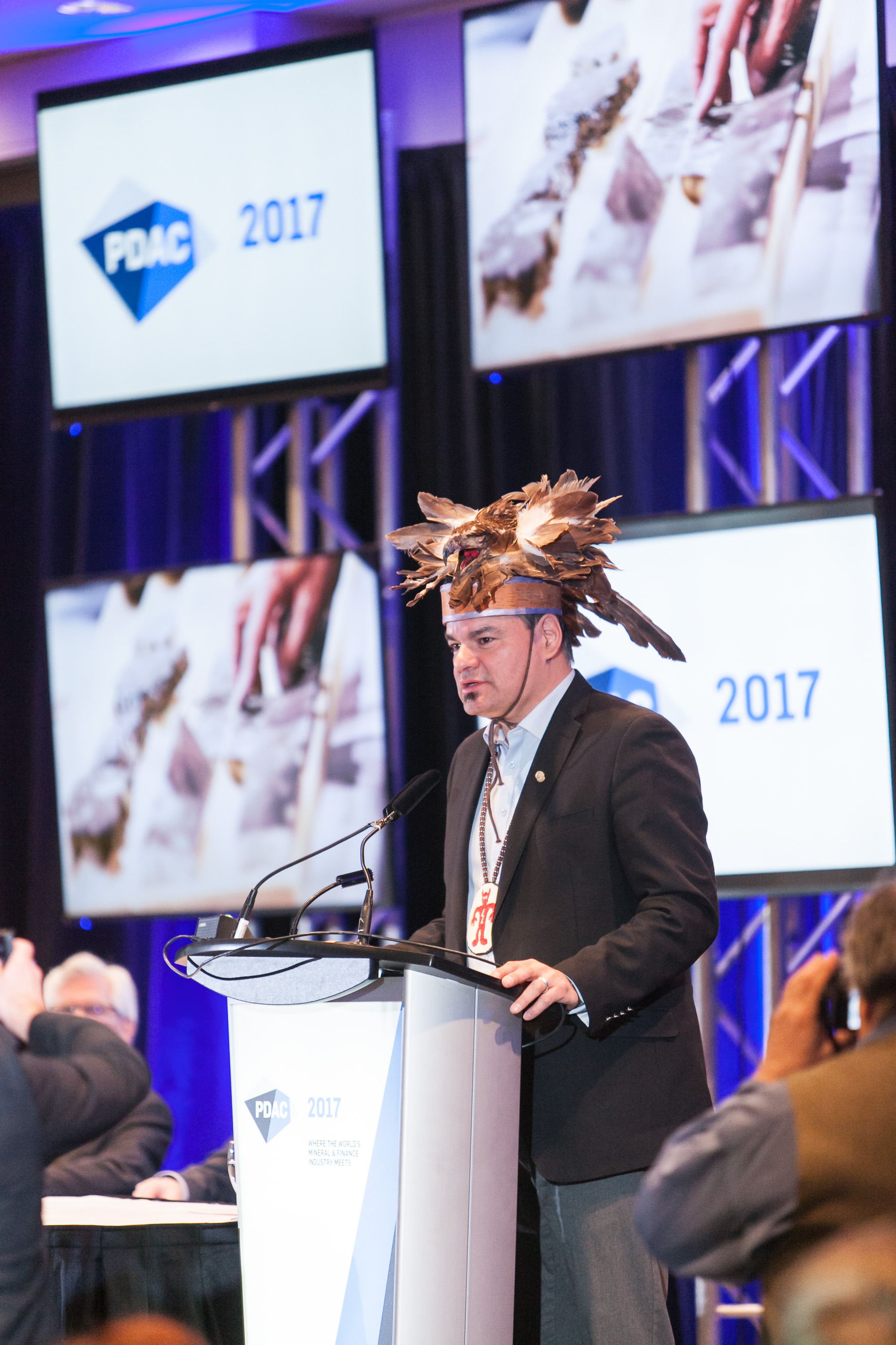 PDAC 2017 Isadore Day, Regional Chief, Chiefs of Ontario