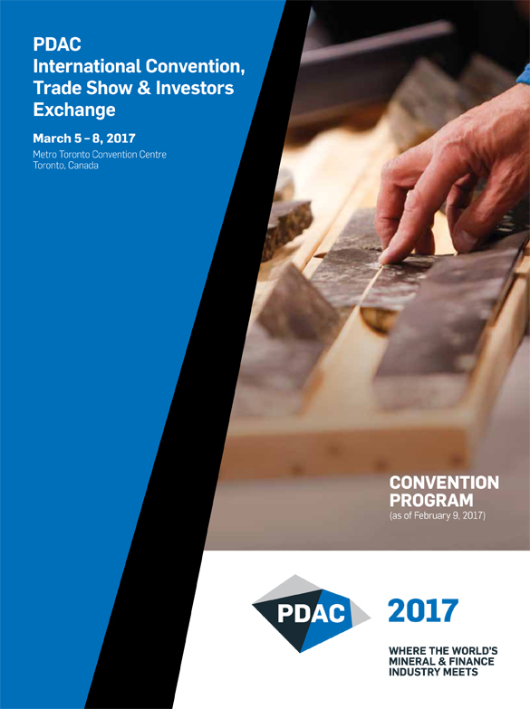 PDAC_2017_Convention_Program cover_page