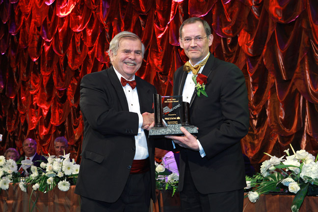 Bill Dennis Award, Pretium Resources