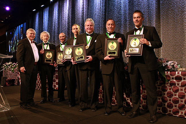 Thayer Lindsley Award, Goldrush Discovery Team, Barrick Gold Corporation