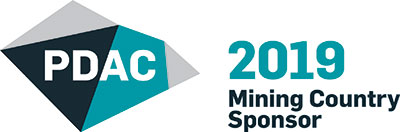 PDAC 2019 Mining Country Sponsor