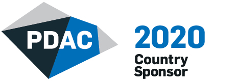 PDAC 2020 Country Sponsor Icon