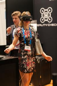 Metavrse Booth, virtual & augmented reality, Trade Show North